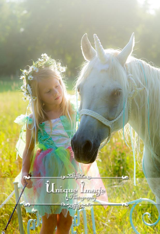 Real Life Fantasy Portraits: Believe in Unicorns & Faeries Again